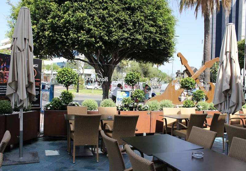 Landscaping project in Marbella - Hard Rock