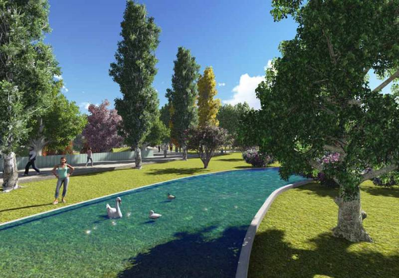 Landscaping project in Marbella - Riberas de Genil